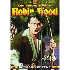 The Adventures of Robin Hood, Vol. 18