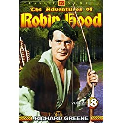 The Adventures of Robin Hood, Vol. 18