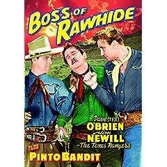 Boss of Rawhide/Pinto Bandit