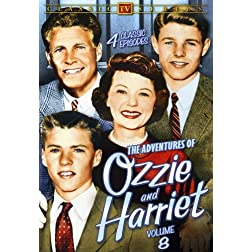 The Adventures of Ozzie and Harriet, Vol. 8