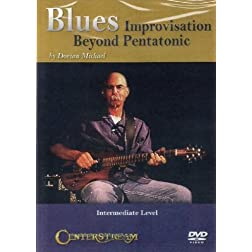 Dorian Michael: Blues Improvisation Beyond Pentatonic