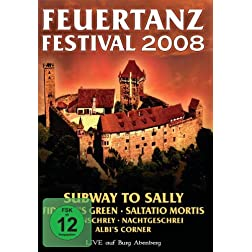 Feuertanz Festival 2008