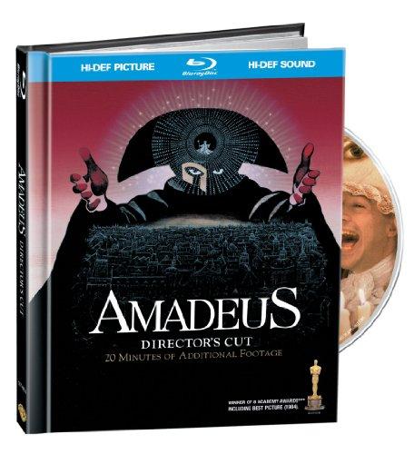 Amadeus (Blu-ray Book) [Blu-ray]