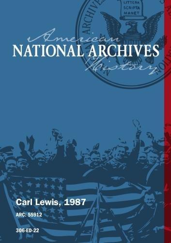Carl Lewis, 1987