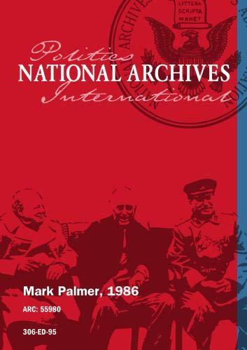 Mark Palmer, 1986