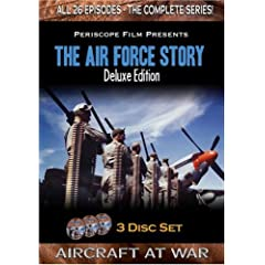 The Air Force Story Deluxe Edition (3 Disc Set)