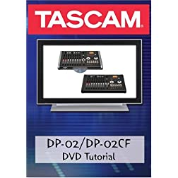 Tascam DP-02 DVD Video Tutorial Manual Help