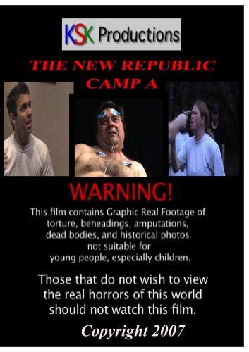 "NEW REPUBLIC ""CAMP A"""