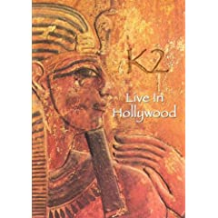 K2 Live in Hollywood