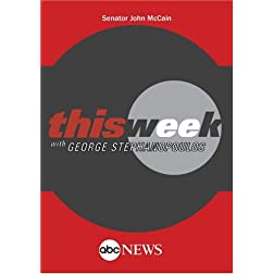 ABC News This Week Senator John McCain
