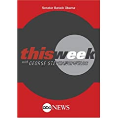 ABC News This Week Senator Barack Obama in Indiana