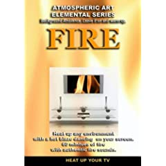 Fire - Elemental Series by Atmospheric Art