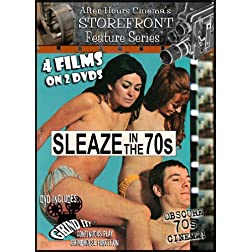 Sleaze in the 70s Grindhouse Collection