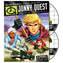 The Real Adventures of Jonny Quest (Season 1, Vol. 1)