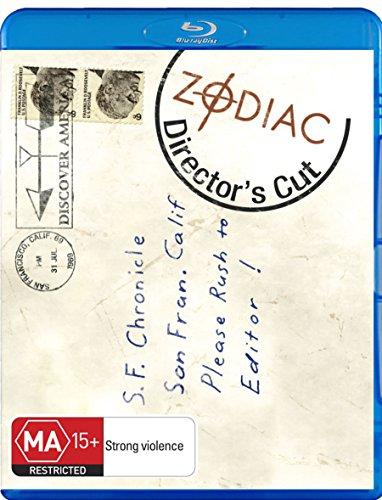 Zodiac (Directors Cut) [Blu-ray]