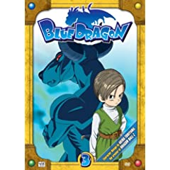 Blue Draon, Vol. 3