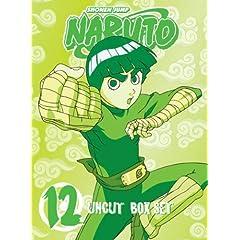 Naruto Uncut Box Set, Volume 12 (Special Edition)
