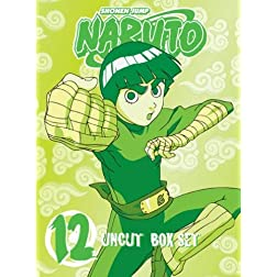 Naruto Uncut Box Set, Volume 12 (Special Edition)