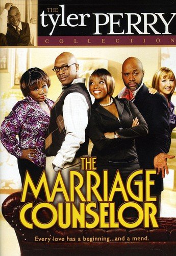 Tyler Perry's Marriage Counselor