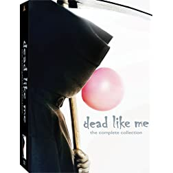 Dead Like Me: The Complete Collection