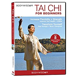 Tai Chi for Beginners (8 Lessons)