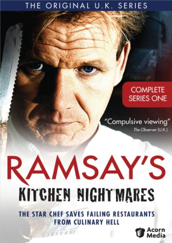 Ramsays Kitchen Nightmares: Complete UK Series 1