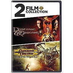 Dungeons and Dragons/Dungeons and Dragons: Wrath of the Dragon God