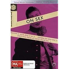Fassbinder on Sex