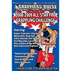 """Grapplers Quest """"2008-2009 All-Star Pro Grappling Challenge"""""""
