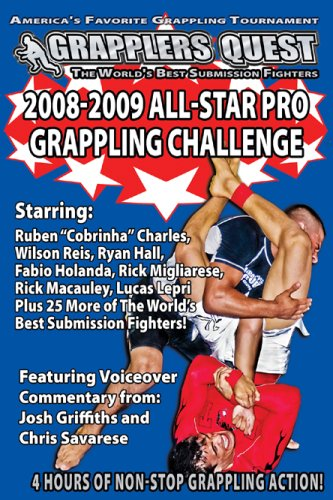 "Grapplers Quest ""2008-2009 All-Star Pro Grappling Challenge"""