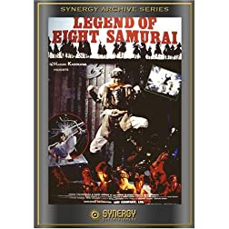 Legend of 8 Samurai