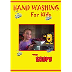 Hand Washing for Kids with Soapy