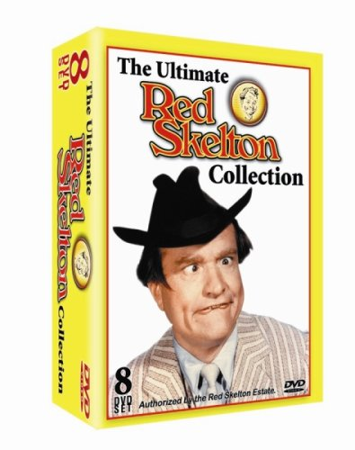 Red Skelton - The Ultimate Collection - 8 DVD Set - Authorized by the Red Skelton Estate - OVER 16 HOURS!