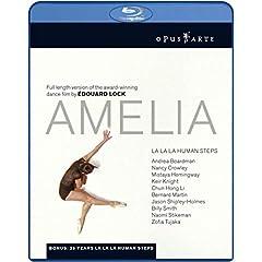 Lang: Amelia - featuring La La La Human Steps [Blu-ray]