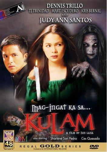 Mag-Ingat Ka Sa...Kulam - Philippines Filipino Tagalog DVD Movie