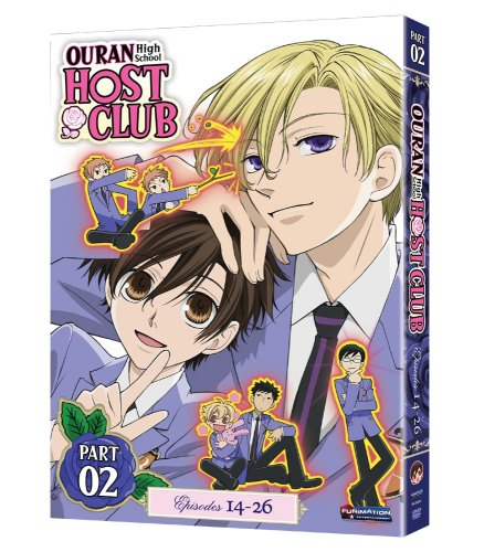 Ouran High School Host Club: Season One, Part Two