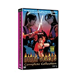 Ninja Vixens: Complete Box Set