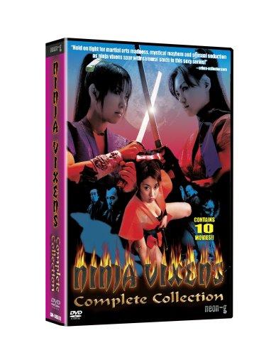 Ninja Vixens: Complete Box Set