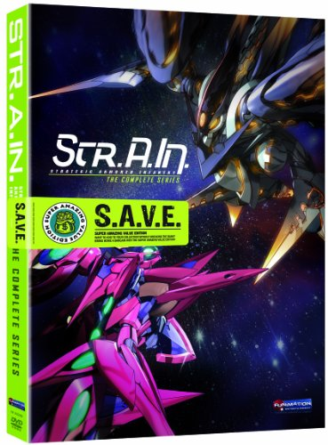 S.T.R.A.I.N.: Strategic Armored Infantry - Complete Series Box Set