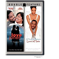 Love Jones/Thin Line Between Love and Hate