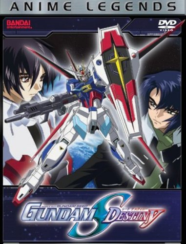 Gundam Seed Destiny Anime Legends, Vol. 1