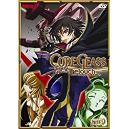 Code Geass Leouch of the Rebellion, Pt. 3