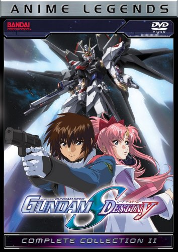 Gundam Seed Destiny Anime Legends, Vol. 2