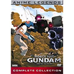 Mobile Suit Gundam: The 08th MS Team - Anime Legends Complete Box Set