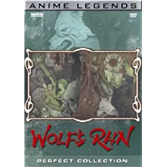 Wolf's Rain: Anime Legends - Perfect Collection