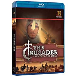 The History Channel Presents: The Crusades - Crescent & the Cross [Blu-ray] (Amazon Exclusive)