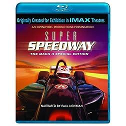 Super Speedway [Blu-ray]