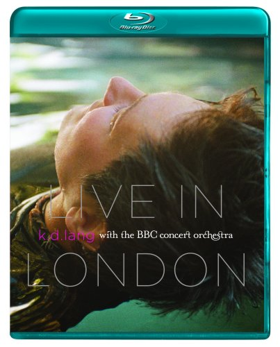 k.d. lang: Live in London With the BBC Concert Orchestra [Blu-ray]