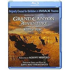 Grand Canyon Adventure: River at Risk (IMAX) [Blu-ray]