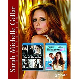 Sarah Michelle Gellar Collection (Suburban Girl/ The Air I Breathe) [Blu-ray]